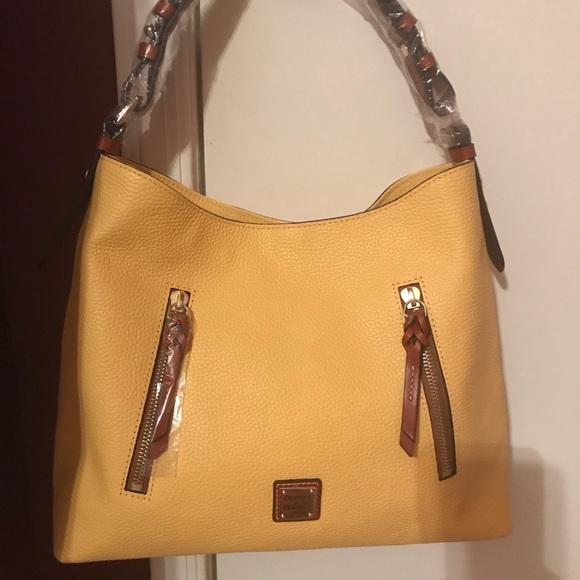 78b13e8f0b1664 Dooney & Bourke Bags | Dooney Bourke Cooper Hobo | Poshmark